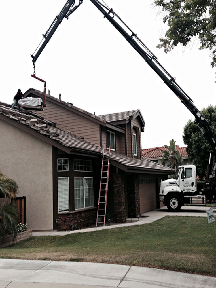 T & G Roofing repairs and maintenance