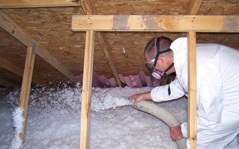 Attic Insulation and Ventilation Services offered by T & G ...